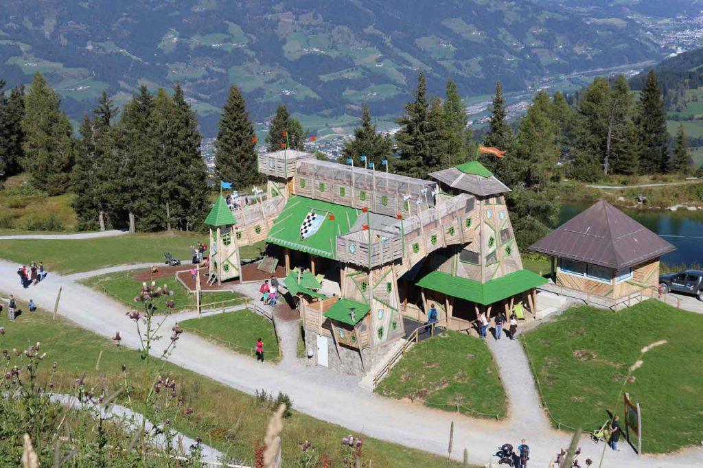 Sommerurlaub - Wandern mit der ganzen Familie - Salzburgerland