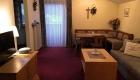 Wohnzimmer Appartement St. Johann